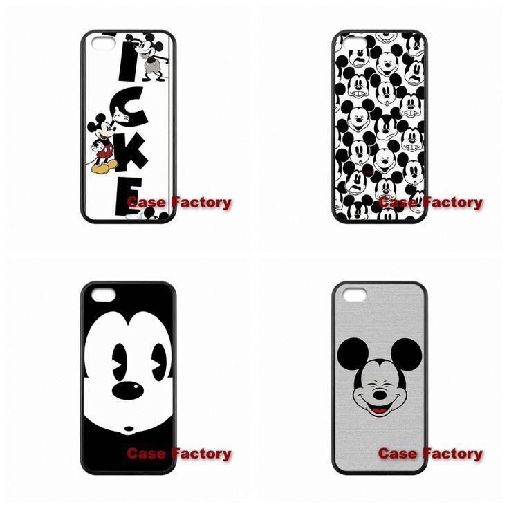 Capa Case Newest Mickey Mouse For HTC One M8 M9 Mini M4 Desire 816 LG G2 G3 G4 L70 L90 Nexus 4 Nexus 5 iPhone 6 6S Plus SE