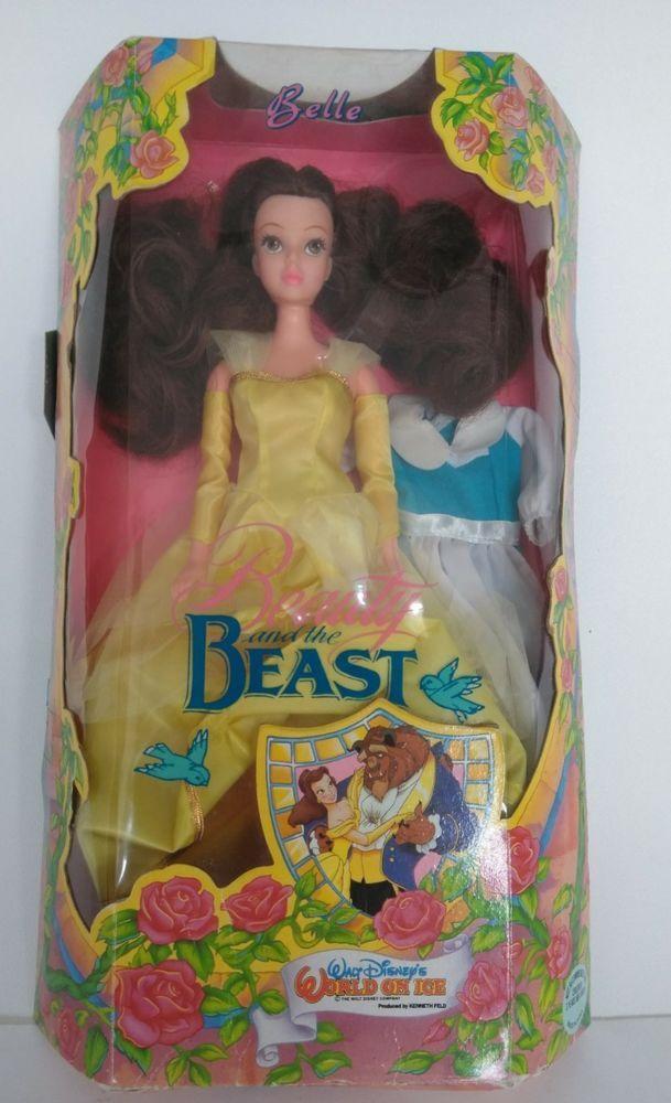 "Walt Disney's ""World On Ice Disney Princess Belle Beauty And The Beast Doll"" #Disney"