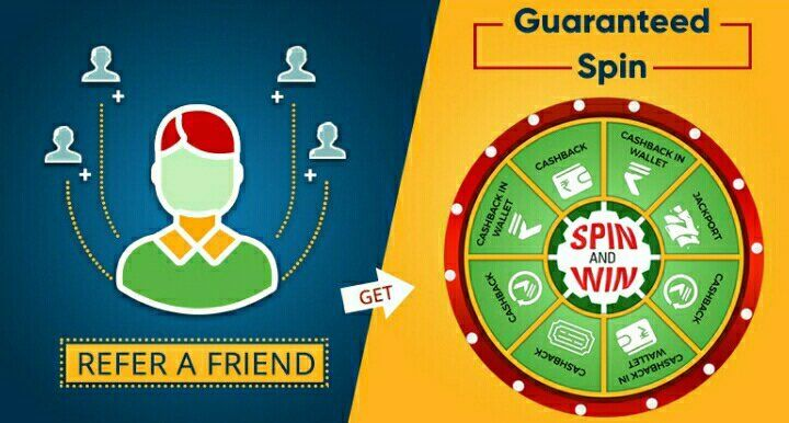 Unlimited Trick] Cubber App Refer and Earn cashback Spin