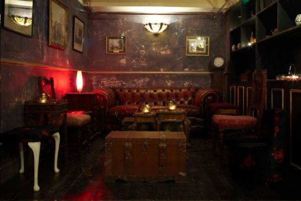 The Lucky Pig Bar Fitzrovia Cocktail Bar 5 Clipstone Street London Bar Review | designmynight