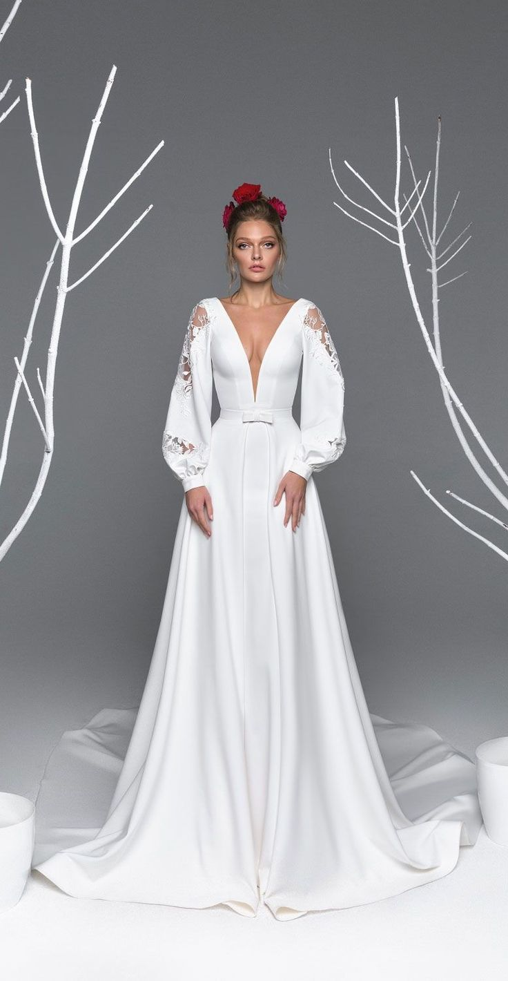 Eva Lendel Wedding Dresses - Eva Bridal Collection - Sassi - #affordableweddi ...