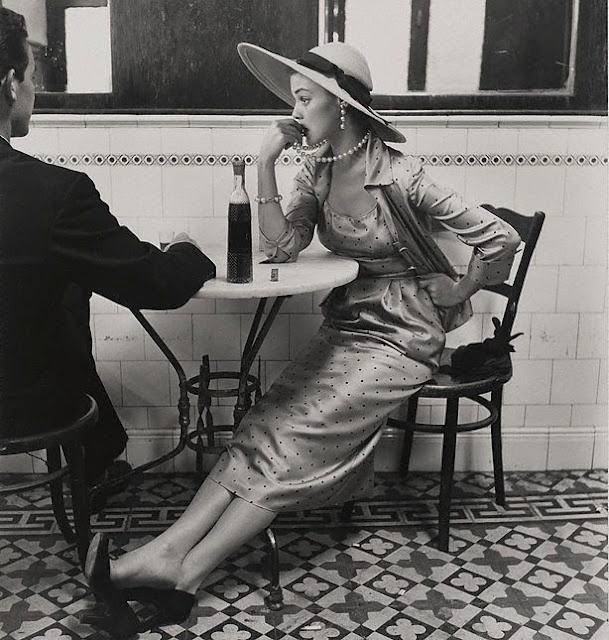 Irving Penn: Vogue, Style, Vintage Fashion Photography, Vintage Wardrobe, Jeans Patchett, Cafe, Irvingpenn, Irving Penn, 1950