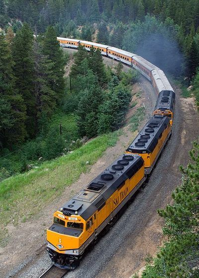 Agawa Canyon Train Tour - Sault Ste Marie