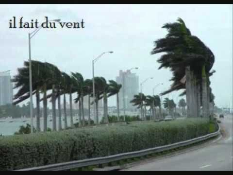 La Meteo - learning the weather in French - YouTube