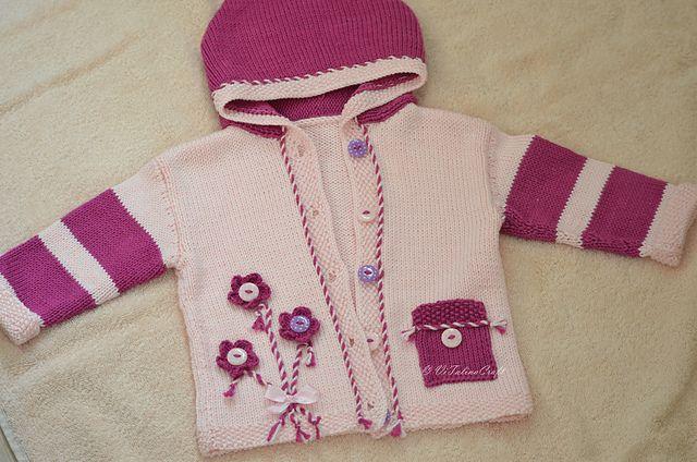 """Ravelry: """"Little Wizard"""" Baby Cardigan Knitting Pattern pattern by Tatsiana Matsiuk"""