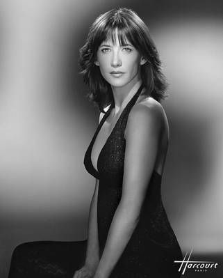 Sophie Marceau  by Studio Harcourt Paris