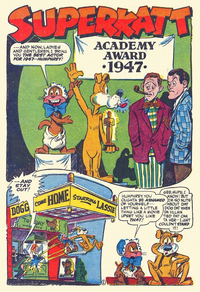 Dan Gordon page...Giggle Comics #46