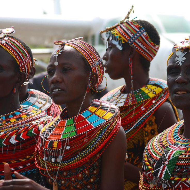 Turkana jewelry