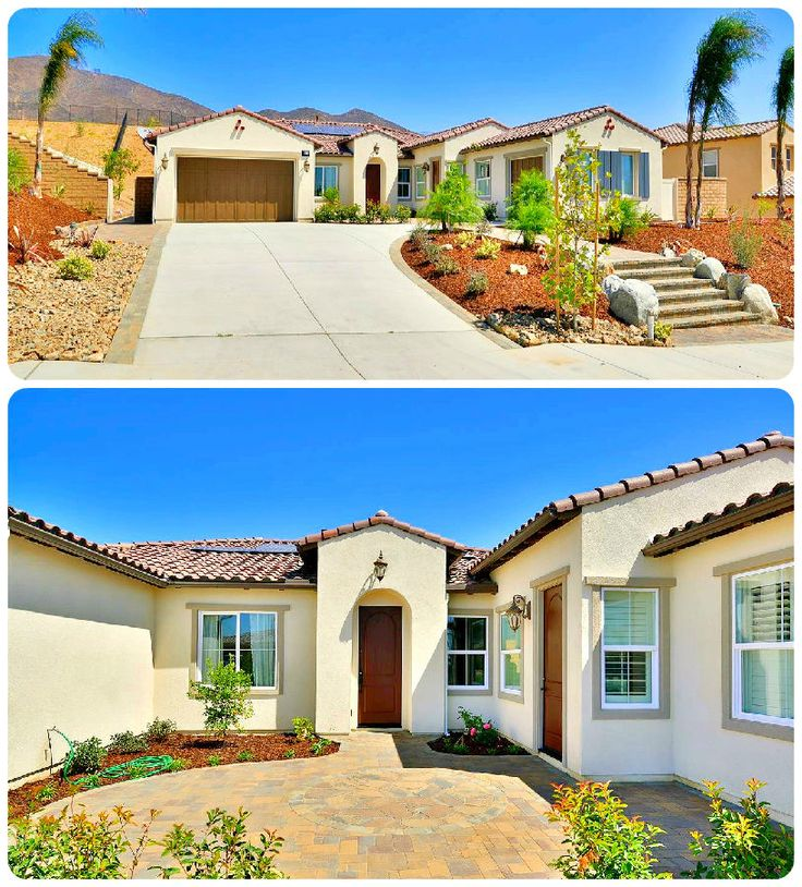 Single level home with attached Casita. http://www ...