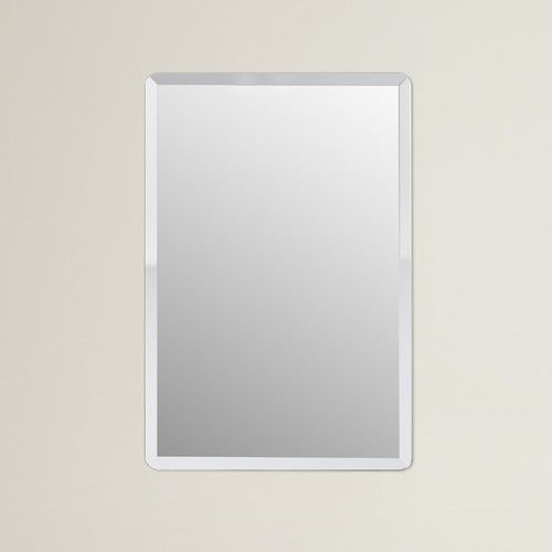 Found it at Wayfair - Kayden Frameless Wall Mirror