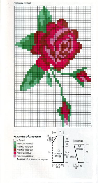 Knitting Charts Flowers : Best cross stitch images on pinterest plastic