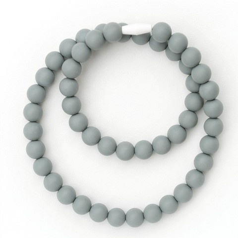 Perfect Mother's Day gift!  Jewellery for Mum, that is safe for the little people to chomp on and play with.  Buy one, or the whole set!  (http://www.little-mister.com/bubba-gum-hq-necklace/)