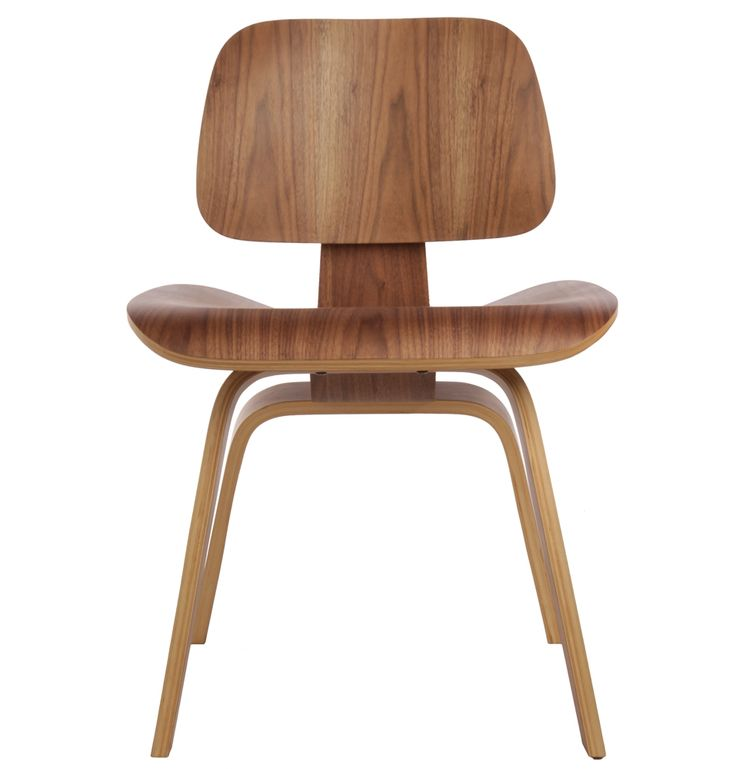 The Matt Blatt Replica Eames DCW Dining Chair Wood by Charles and Ray Eames