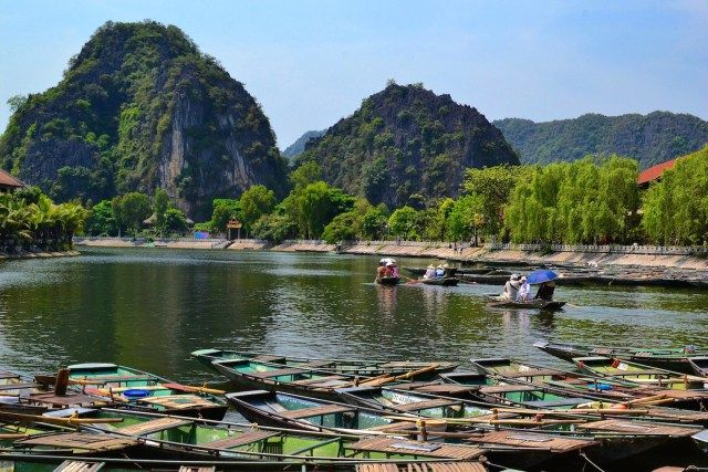 Tam Coc, Ninh Binh in Vietnam | 15 Photos That Will Make You Want to Visit Vietnam