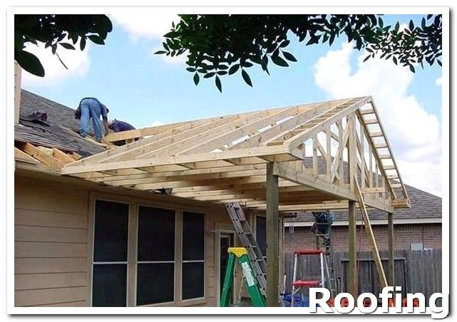 Roofing Ideas Replace Any Missing Shingles As Soon As You Notice That They Have Come Loose One Missing Shing Building A Porch Porch Roof Design Porch Design