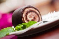 Enjoy sweets in Lobbybar, Hotel Kaskady #gastronomy #restaurant #hotel #kaskady #food #coffee #sweets #lobbybar