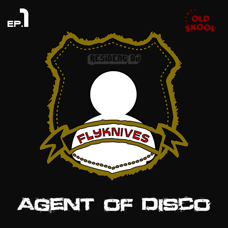 Agent Of Disco 1, one DJ between the house story. #MIXCLOUD link: http://www.mixcloud.com/FlyKnives/agentofdisco1/