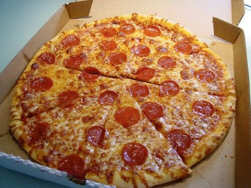 Pic of pizza