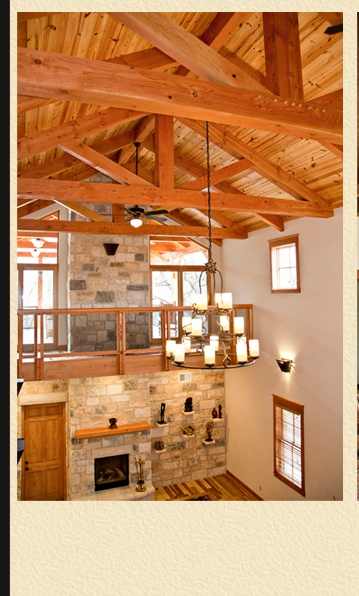 1000 images about post beam on pinterest vacation for Log home plans texas