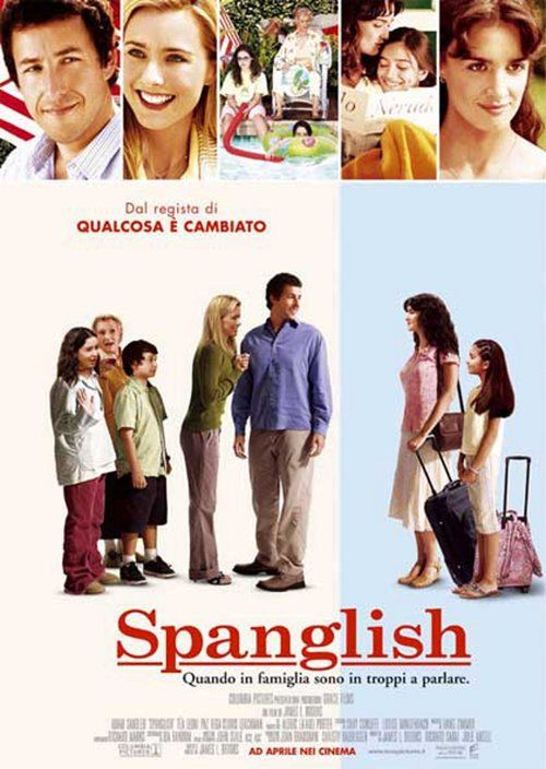 Watch Spanglish Full Movie Online