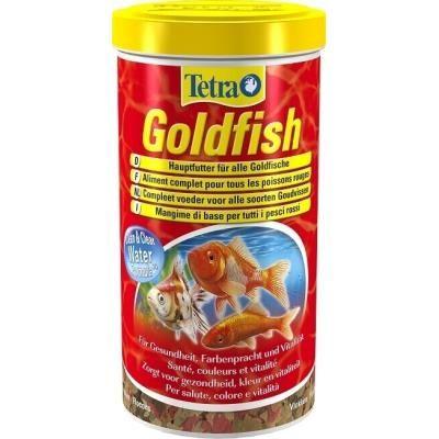 Animalerie  Alimentation tetra animin goldfish pour poissons contenance 100 ml