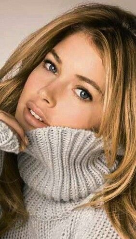 Rosamaria G Frangini | Guess Who | High Makeup | Doutzen Kroes