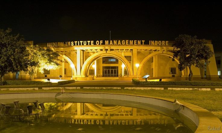 IIM Indore Institute Building