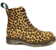 Solovair - Leopard Print Leather Boot 551(8 Eyelet) SKU: SLB10 Available in the following sizes: 3 - 7