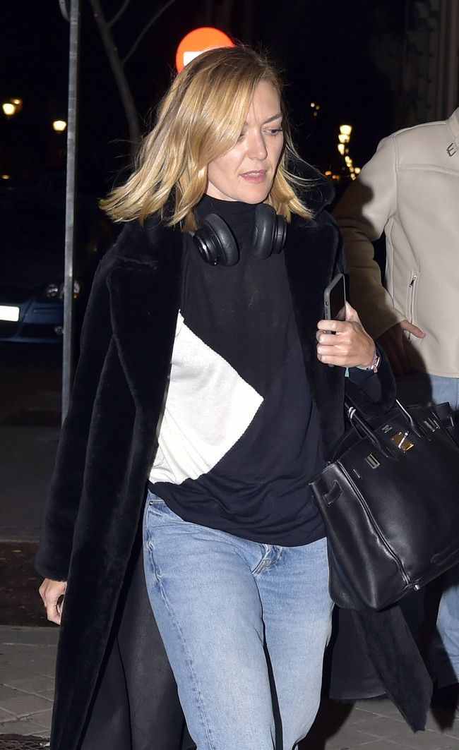 Marta Ortega luce las famosas zapatillas Balenciaga Triple S. Tenemos clon de Zara a la vista? #shoes