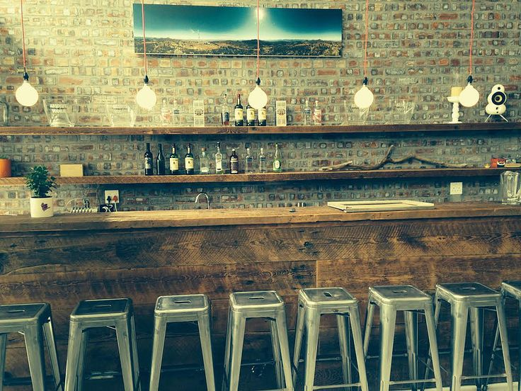 Awesome 5m bar in reclaimed rustic Oregon from Woodstock area.
