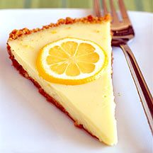 Creamy Lemon Pie by WW (but you wouldn't know it, and I miss desserts when dieting like every one else)! Just 4 PointsPlus for those of you counting! Add some semi or fully crushed raspberries for color and delicious tartness. Cool whip for added delicious. Freeze up to 2 weeks!