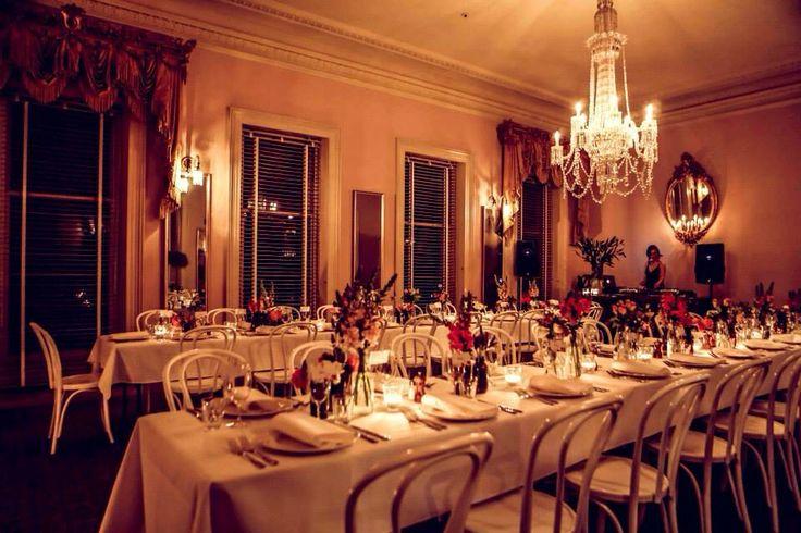 The Grand Ballroom of Como House