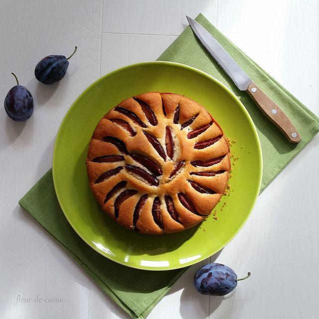 Сливовый пирог и сливовый джем: fleur_de_cassie