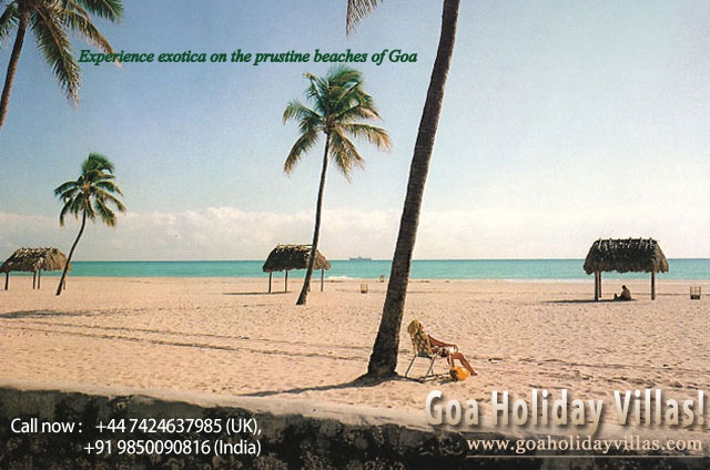 The pristine beaches of Goa in amalgam with exotic ambiance serves you the best experience in holidaying.
