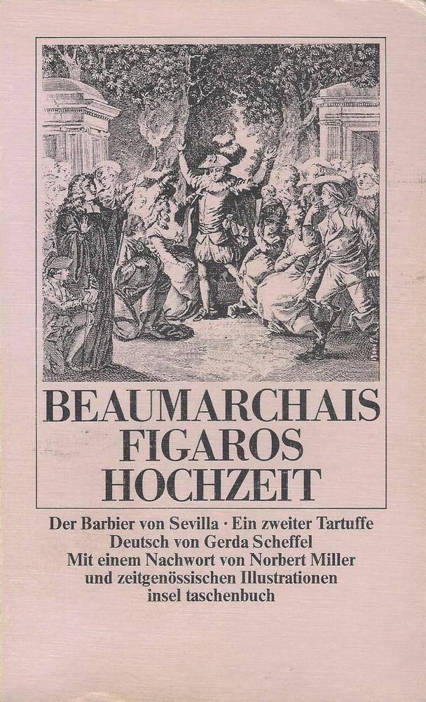 Beaumarchais Pierre Augustin Caron De Die Figaro Trilogie Der Barbier Von Zu Verkaufen Autor In Beaum Der Barbier Von Sevilla Taschen Bucher Taschenbuch