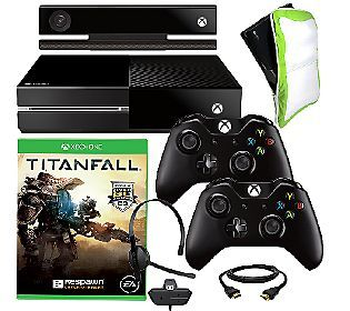 Xbox One Bundle with Titanfall, Controller & Accessories