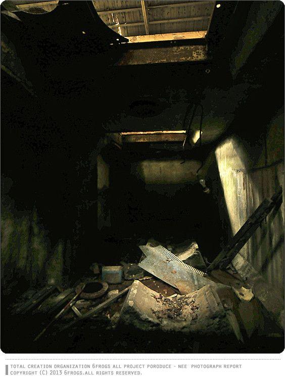 6frogs 廃墟 廃村 廃道 秘境 矢納水力発電所 神流湖 下久保ダム