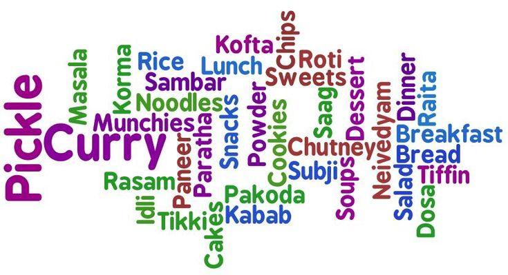 Monsoon Spice Recipe Index