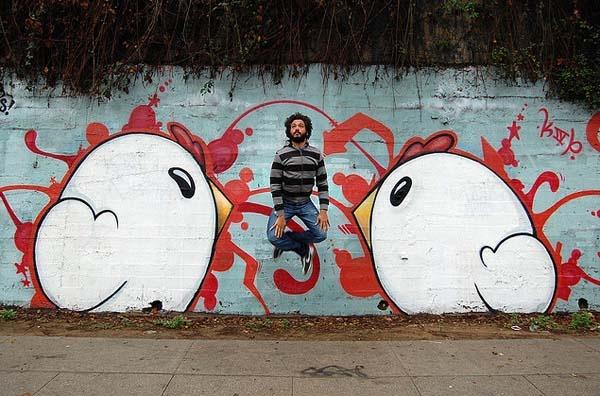 Cache Street Artist