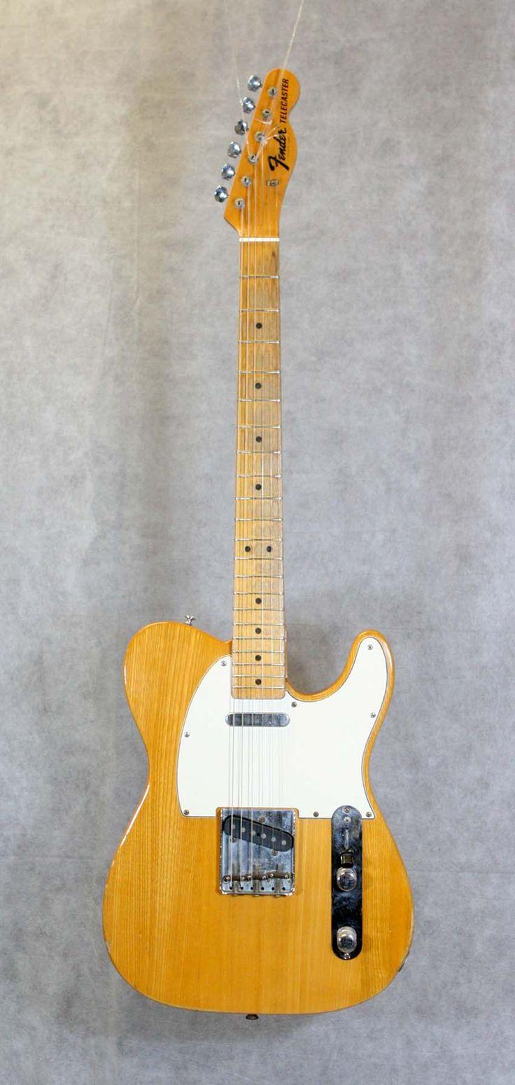 Fender USA Telecaster 1968 | 楽器在庫 | アップルギターズ|Apple Guitars