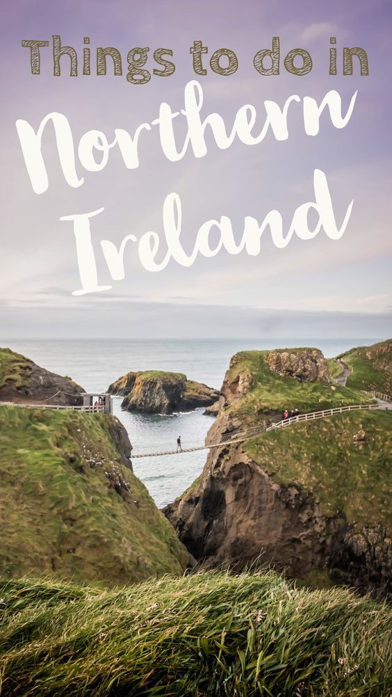 Giants Causeway, Game of Thrones locations, Belfast, Titanic Museum, the Dark Hedges and so many more wonderful things to see when you travel to Northern Ireland!