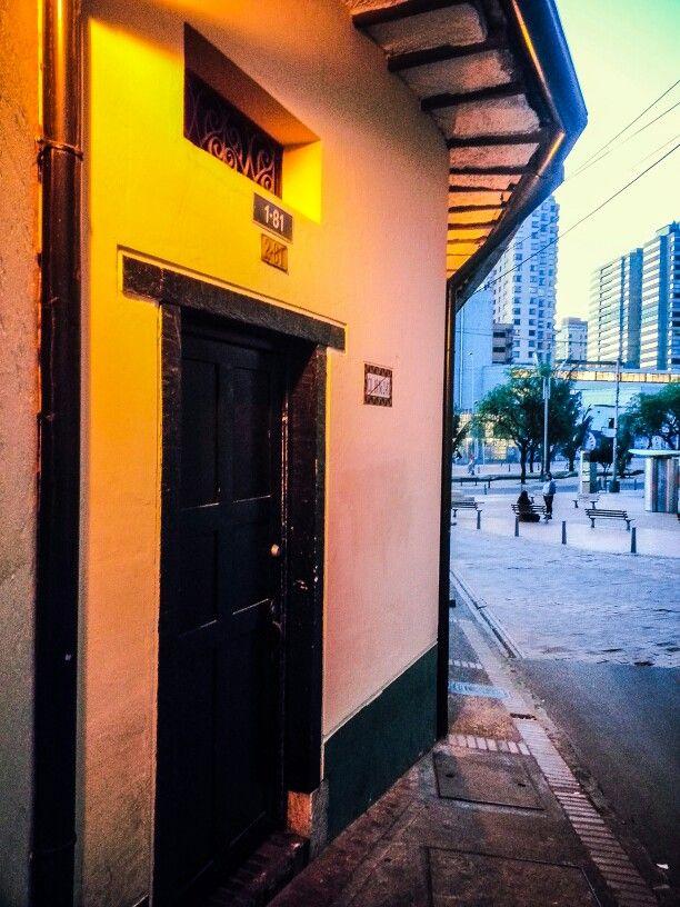 La casa de todos Bogota paisaje Urbano