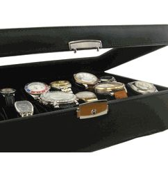 Royal 12 Hand Made Watch Box (Ships Standard Free) - $249.00