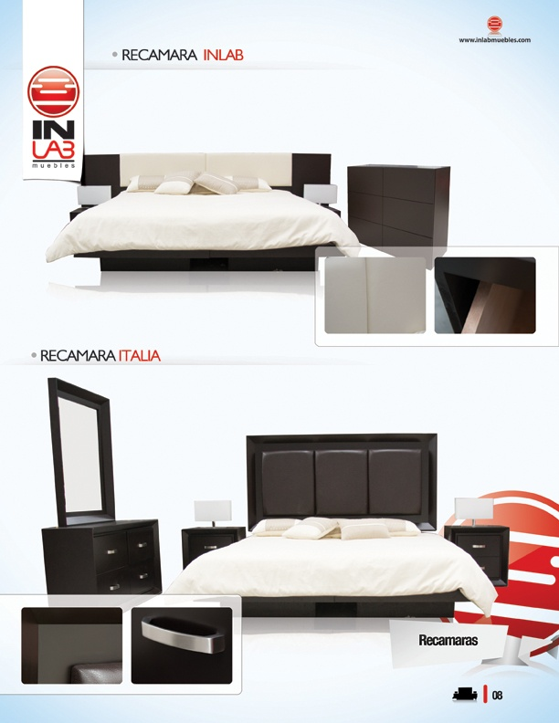 10 best images about recamaras inlab muebles on pinterest for Base de cama