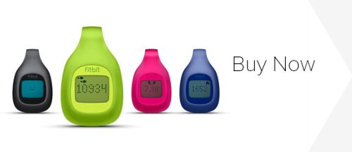 Fitbit Zip Activity Tracker goal is to make your data digestible and useful.