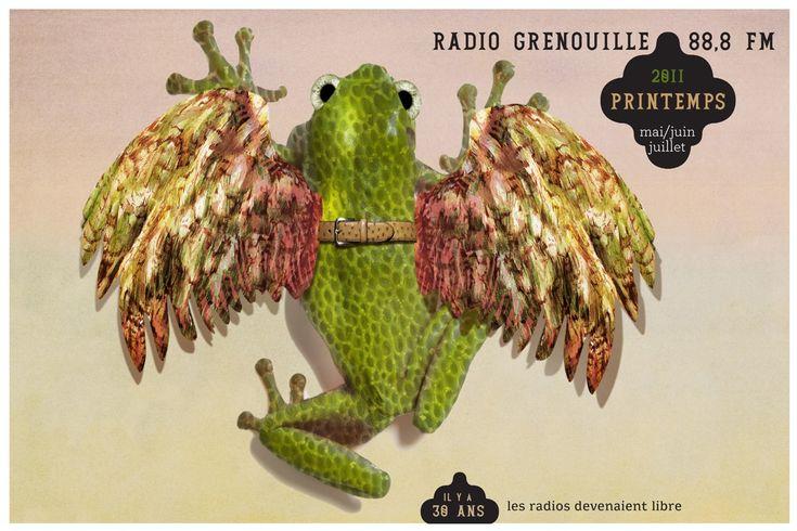 Grenouille – Radio Grenouille –