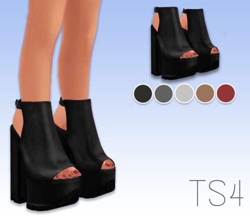 Arthurlumierecc: Tariks Sims Shoes N9 • Sims 4 Downloads