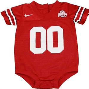 Because every baby needs an Ohio State jersey.