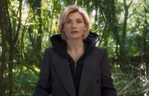 Steven Moffat teases Jodie Whittakers brilliant Doctor Who debut