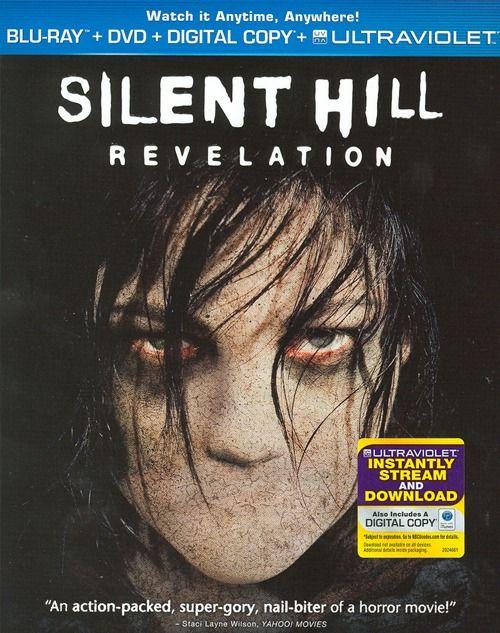 Silent Hill: Revelation (Blu-ray + DVD + Digital Copy + UltraViolet) (Blu-ray 2012) | DVD Empire